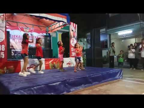 Dance hello dangdut Febby dkk 18.08.2017