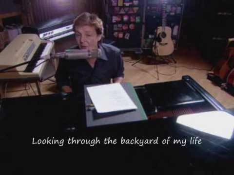 Paul McCartney - Promise To You Girl