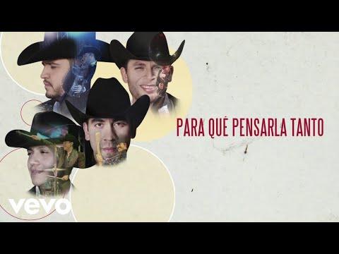 Calibre 50 - Para Qué Pensarla Tanto (Lyric Video)