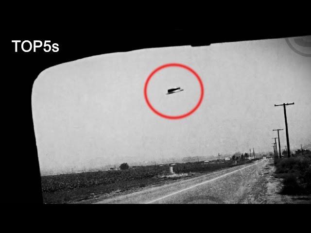5 Best UFO Photographs Ever Taken