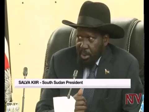 Kiir ready to meet rival Machar over peace deal