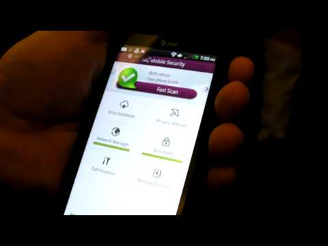 Walkthrough with NQ Mobile Security & Antivirus