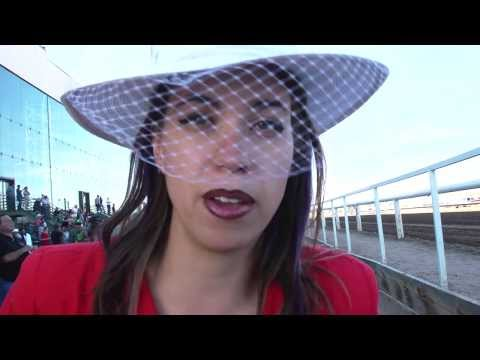 Lynette Goes to the Races