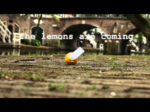 Circus Citroen - The Lemons are coming 20 oktober