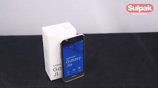 Смартфон Samsung Galaxy J1 (2016) Распаковка (Sulpak.kz)