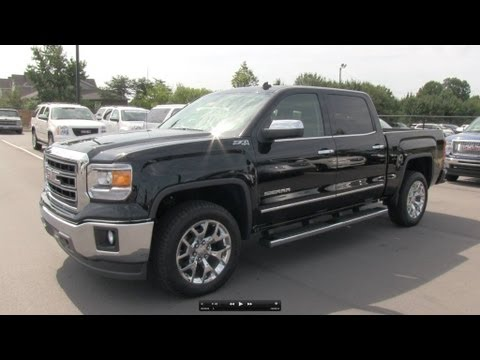 2014 GMC Sierra SLT Z71 Start Up. Exhaust. and In Depth Review