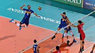 TOP 20 Amazing Volleyball Actions | Men's World Championship 2018 (HD)
