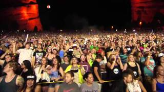 Skrillex Video - Skrillex - Live @ Red Rocks Amphitheatre 2014