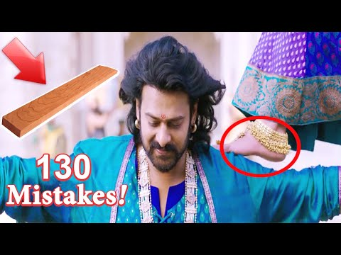 Huge Mistakes In Bahubali 2 Movie (130 Mistakes in Bahubali The Conclusion) Prabhas, S.S. Rajamouli thumbnail