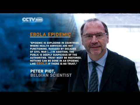 Ebola: Belgian Scientist Warns of 'Perfect Storm' in West Africa