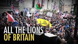 "Ezra Levant: ""Be a lion"" like Tommy Robinson"