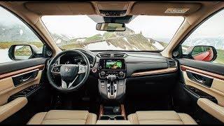 THE BEST!!! 2019 Honda CR V Interior Colors