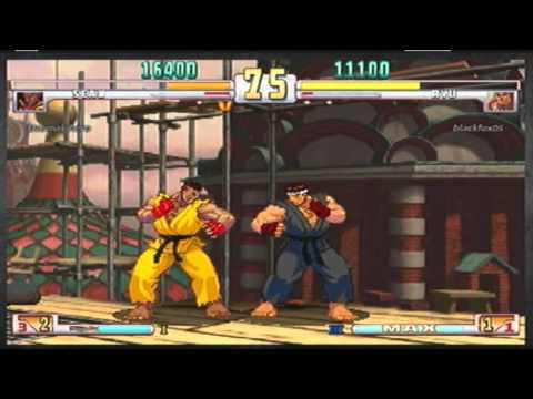 Street Fighter III: 3rd Stike gameplay commentary 2