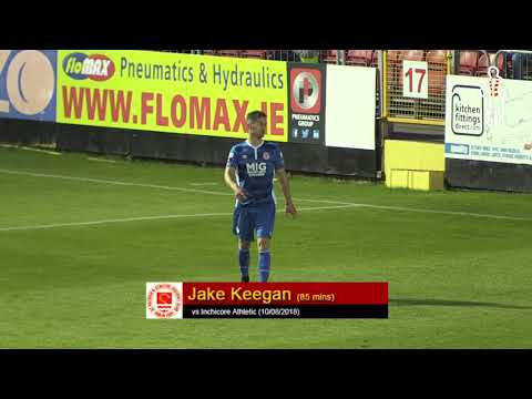 Goal: Jake Keegan (2nd vs Inchicore Athletic 10/08/2018)