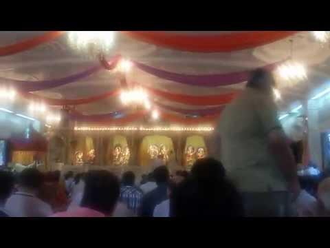 Krishna Mantra At Shree Lakshmi Narayan Mandir At Kuala Lumpur video
