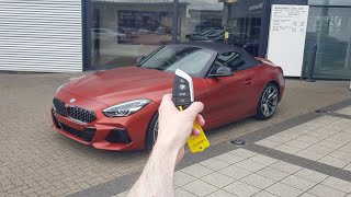 2019 BMW Z4 M40i First Edition: In-Depth Exterior and Interior Tour + Exhaust!
