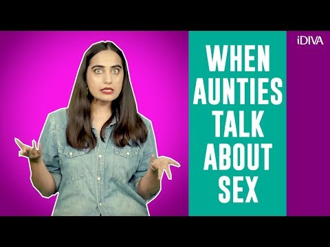 iDIVA - When Indian Aunties Talk About Sex thumbnail