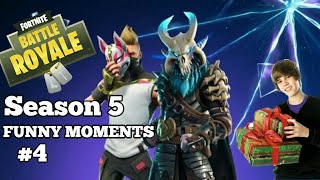 THE NEXT JB! FUNNY MOMENTS #4 (Fortnite)