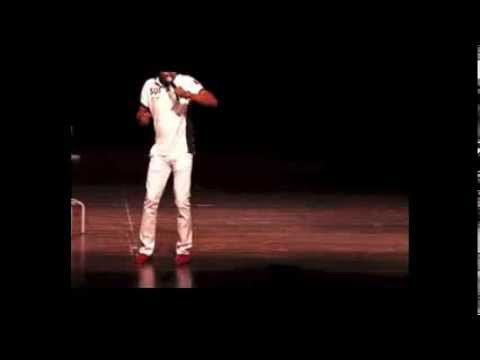 Naija Comedian Basketmouth  Jedi Live In Lwkmd Dc 2011 (full Show) Part 2 video