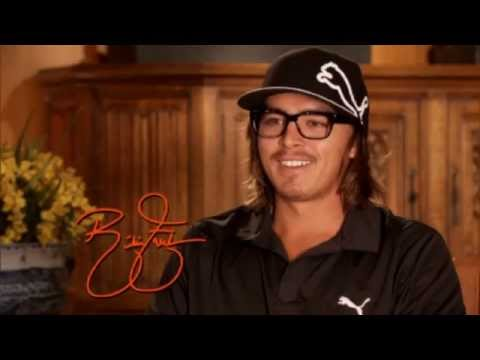 Rickie Fowler Interview With Tim Rosaforte