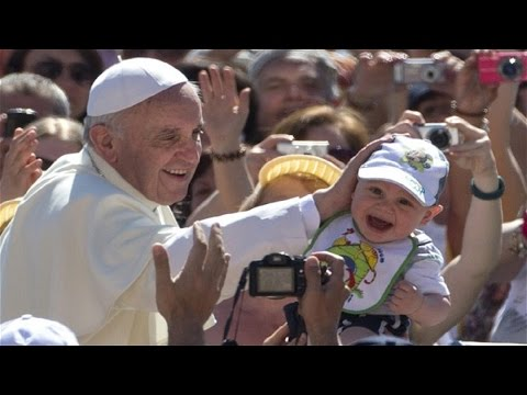 Pope Francis Said That Childless Couples Are Selfish