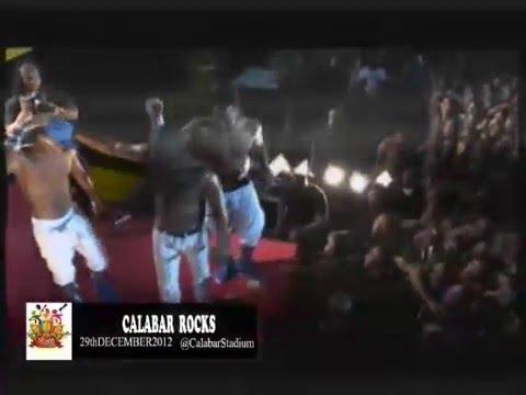 Akon - Akon and Psquare Perform Live @ Calabar Festival 2012