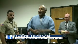 Tampa Bay next stop for OJ Simpson?  Former manager says Bay Area is a good option