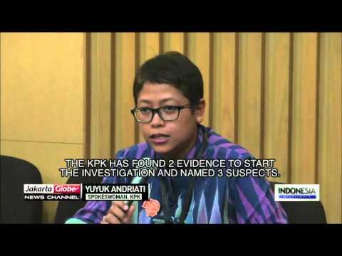 KPK Names 3 Suspects in the Fertilizer Procurement Graft