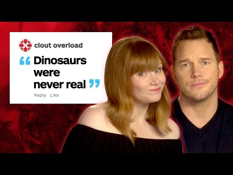 Chris Pratt and Bryce Dallas Howard Respond to IGN's Jurassic World 2 Comments