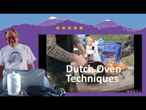 Dutch Oven Techniques