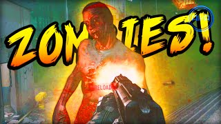 "Call of Duty Advanced Warfare ZOMBIES GAMEPLAY! - ""RIOT"" Exo Survival Zombie!"