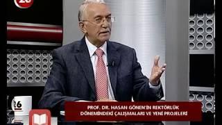 Günlük | Prof.Dr.Hasan Gönen