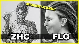 Download Lagu ART ALLIANCE - Draw Yourself Challenge ft. Flo and ZHC Gratis STAFABAND