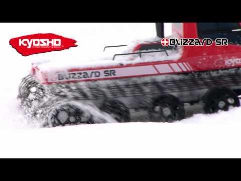 Pistenraupe blizzard sr von kyosho