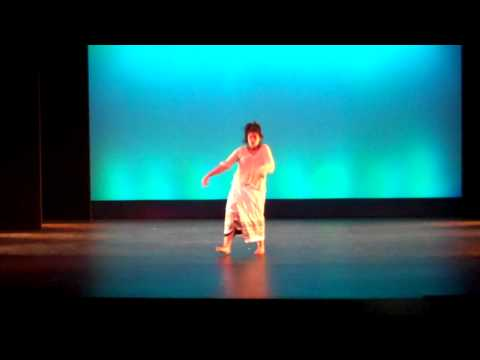 Identity Dance - Performance by Courtney (LiveHD)