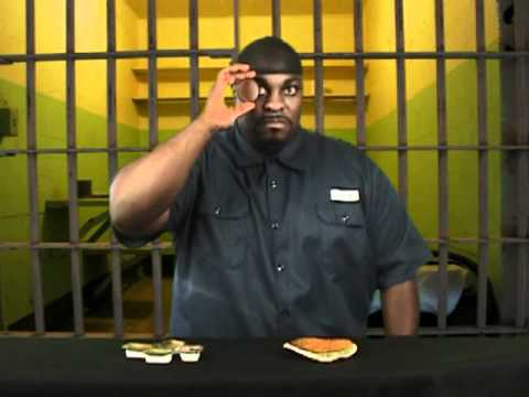 An Epic Meal Time Parody: Prison Edition