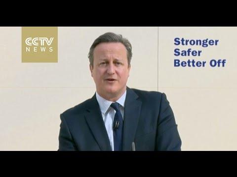 PM Cameron warns UK leaving EU could increase risk of war
