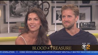 New CBS Show 'Blood & Treasure' A Fun, Globe-Trotting Adventure
