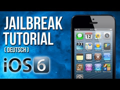 Jailbreak Tutorial für iOS 6. 6.1. 6.1.1. 6.1.2 & 6.0.1 iPhone. iPad. iPod mit evasi0n (Deutsch)