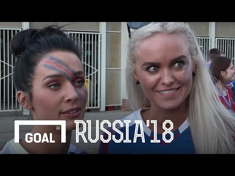 World Cup 2018: Iceland fans react to the draw against Argentina