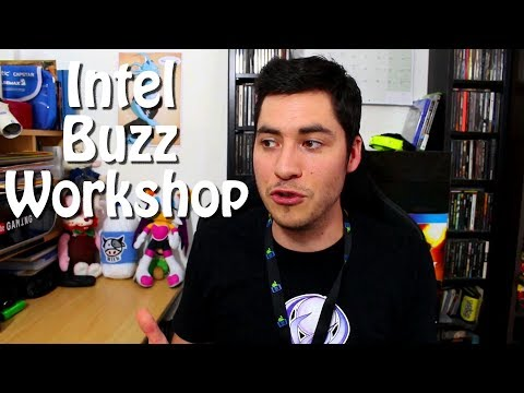 L'intel Buzz Workshop à Paris