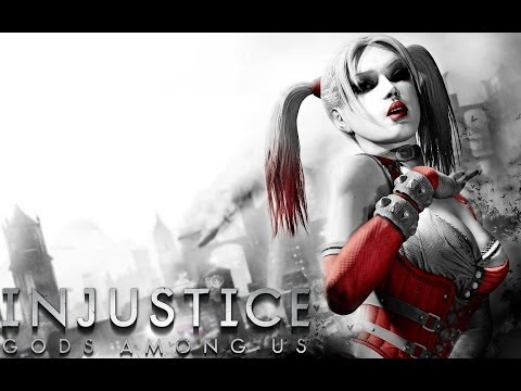 Injustice: Gods Among Us - Harley Quinn - Classic Battles on Very Hard (No Matches Lost)