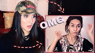 REACTION A MES ANCIENNES VIDEOS - TheDollBeauty