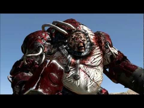 Serious Sam 3: Jewel of the Nile: Final Boss Fight