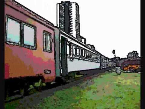 Nazareth Gone Dead Train