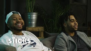 D'Angelo Russell and DJ Akademiks Test Their Survival Skills in 'PUBG'   On the Sticks