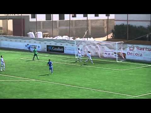 La Palma 0 - Arcos 2 (05-10-14)