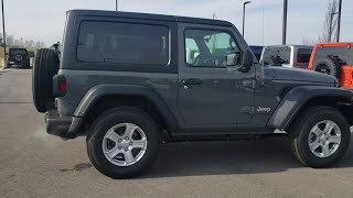 2019 Jeep Wrangler Tulsa, Broken Arrow, Bixby, Claremore, Owasso, OK DT3121