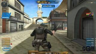 Cross Fire | WCG 2013 Russia FINAL | Jeremiah vs The RED@Ankara(2 map)