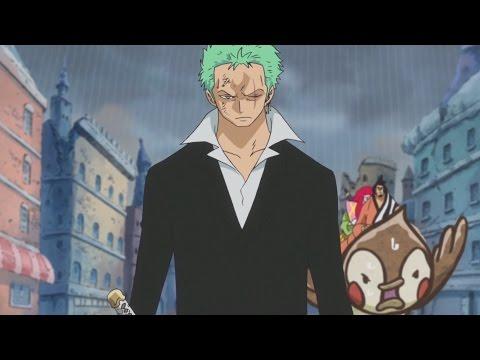Zoro, Kinemon and Kanjuro Using Armament Haki [1080p]
